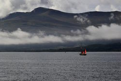 Écosse, Sound of Mull